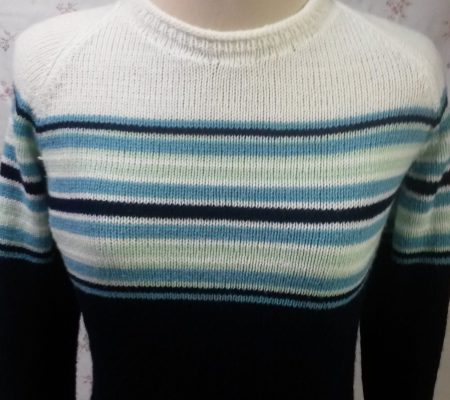 Double Helix Sweater